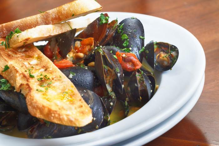 Market Fresh Mussels