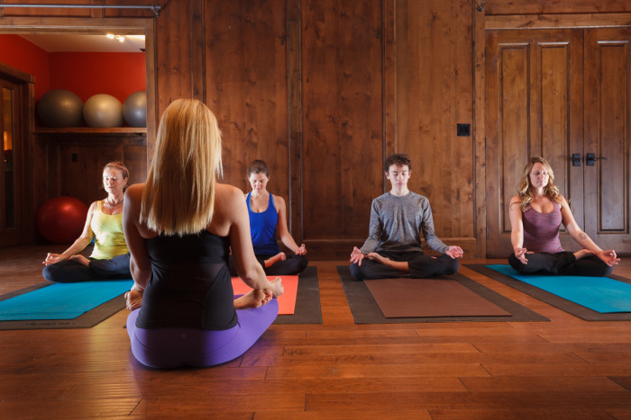 White Buffalo Fitness Center and Class