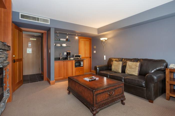 Le Chamois - Signature 1 Bedroom #210 - Photo - 01
