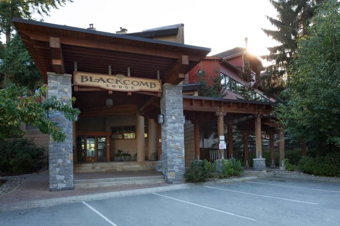 Blackcomb Lodge - Studio - Photo - 01