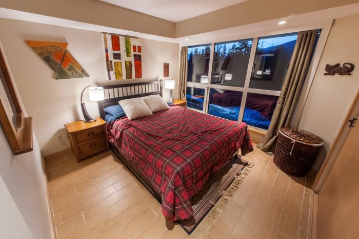 Le Chamois -Signature 1 Bedroom #408 - Photo - 01