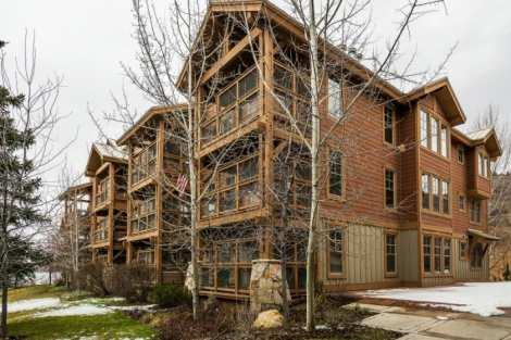 Park City Condos Town Pointe 3 Bedroom