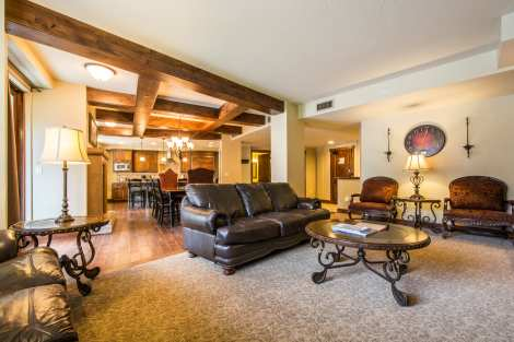 Hyatt Centric 3 bedroom Penthouse at the Canyons Village