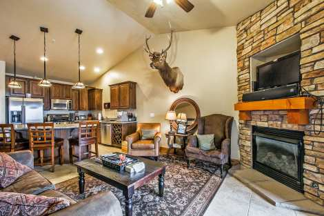 Bear Hollow 3 Bedroom Townhome