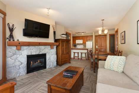 Lost Lake Lodge - 2 Bedroom
