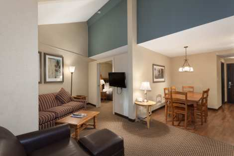 Blackcomb Lodge - 1 Bedroom + Loft