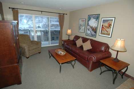 Treasure Mountain Inn - 1 Bedroom Condo #27