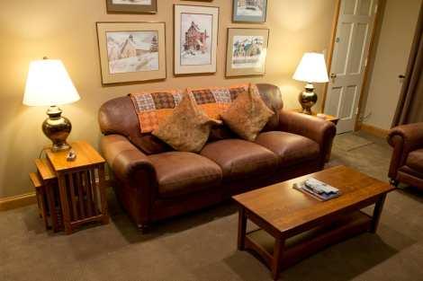 Treasure Mountain Inn - 2 Bedroom Condo #47
