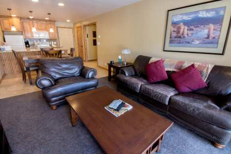 Treasure Mountain Inn - 1 Bedroom Condo #12
