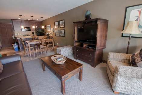 Treasure Mountain Inn - 1 Bedroom Condo #27