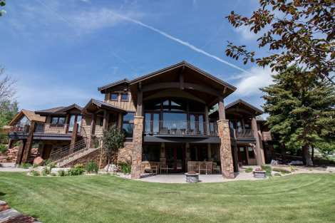 5 Bedroom Luxurious Park City Home