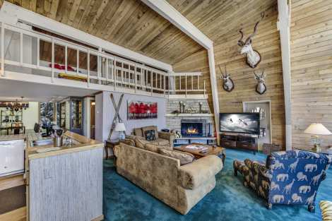 Slopeside Chalet