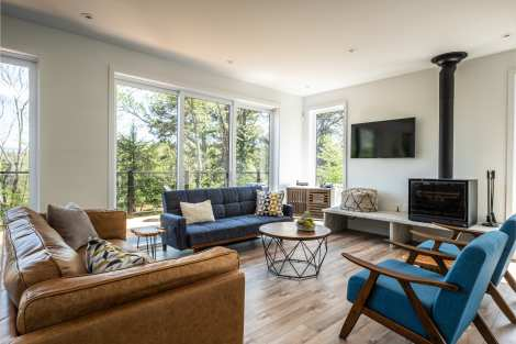 Chalet Alpine | Luxury Chalet Rental in Tremblant