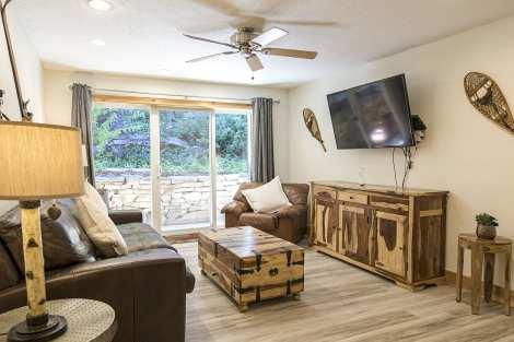 Treasure Mountain Inn - 1 Bedroom Premium Condo #4