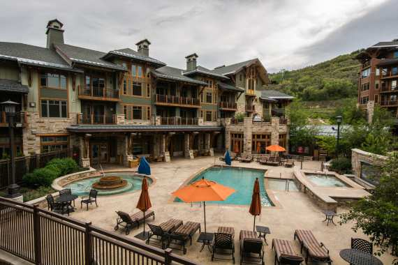Hyatt Centric 3 bedroom Penthouse at the Canyons Village - Photo - 01