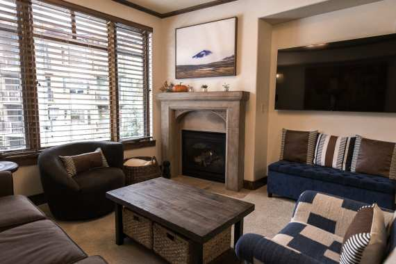 Hyatt Centric One bedroom Condo at the Canyons Village - Photo - 01