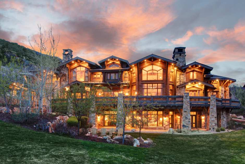 Park City Luxury Home Rental
