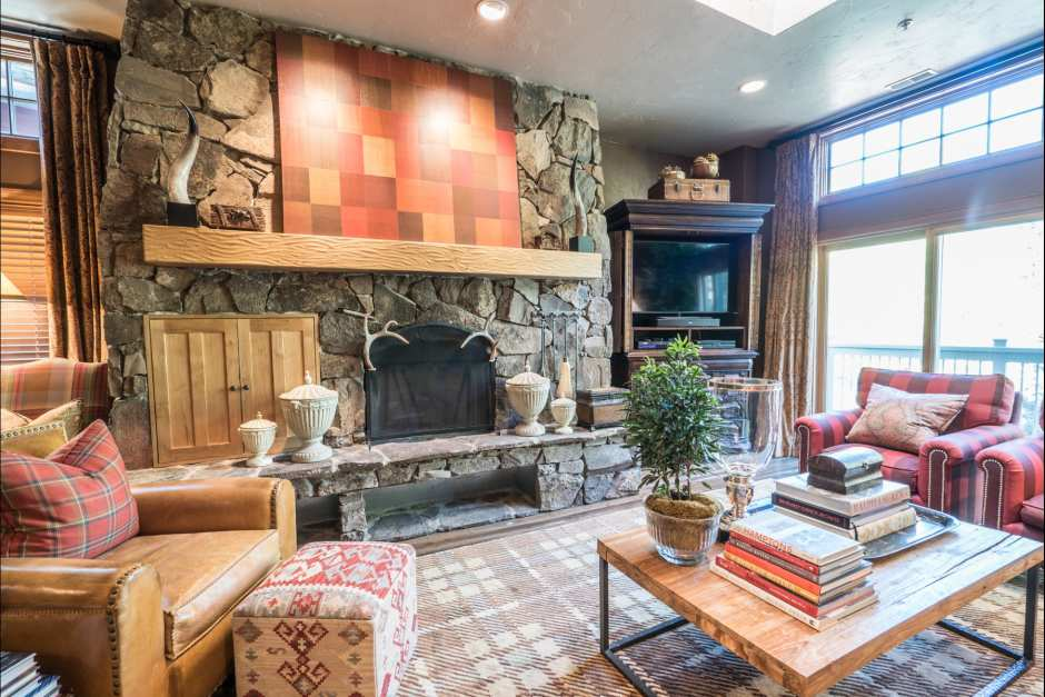 Barclay Butera Fashionable Park City Luxury Retreat
