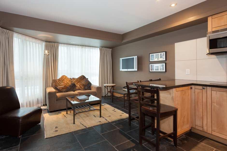 Le Chamois -Signature 1 Bedroom #202 - Photo - 03