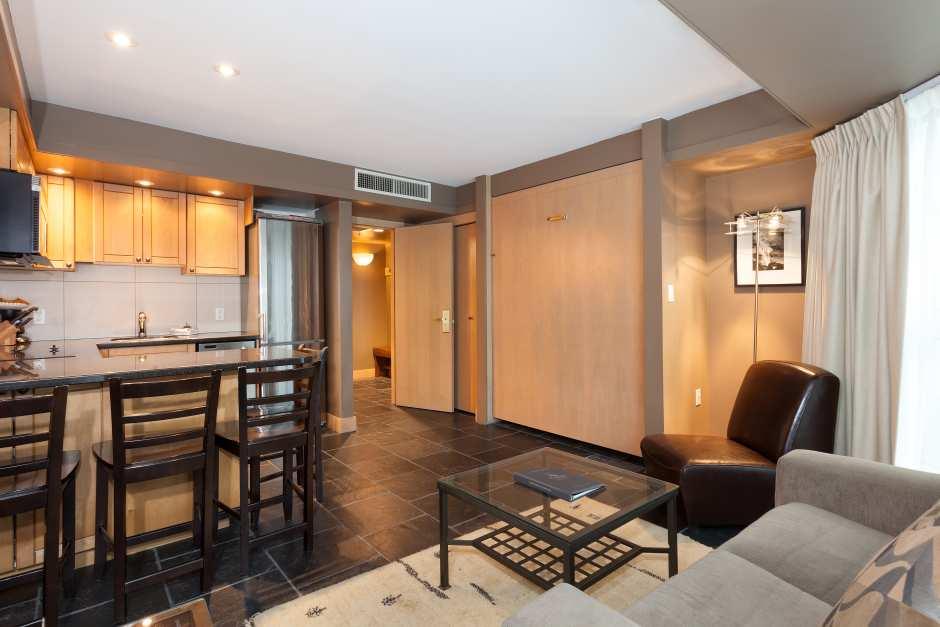 Le Chamois -Signature 1 Bedroom #202 - Photo - 02