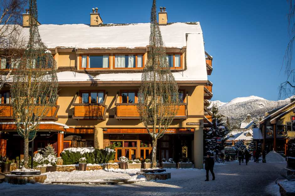 Blackcomb Lodge Hotel - Photo - 16