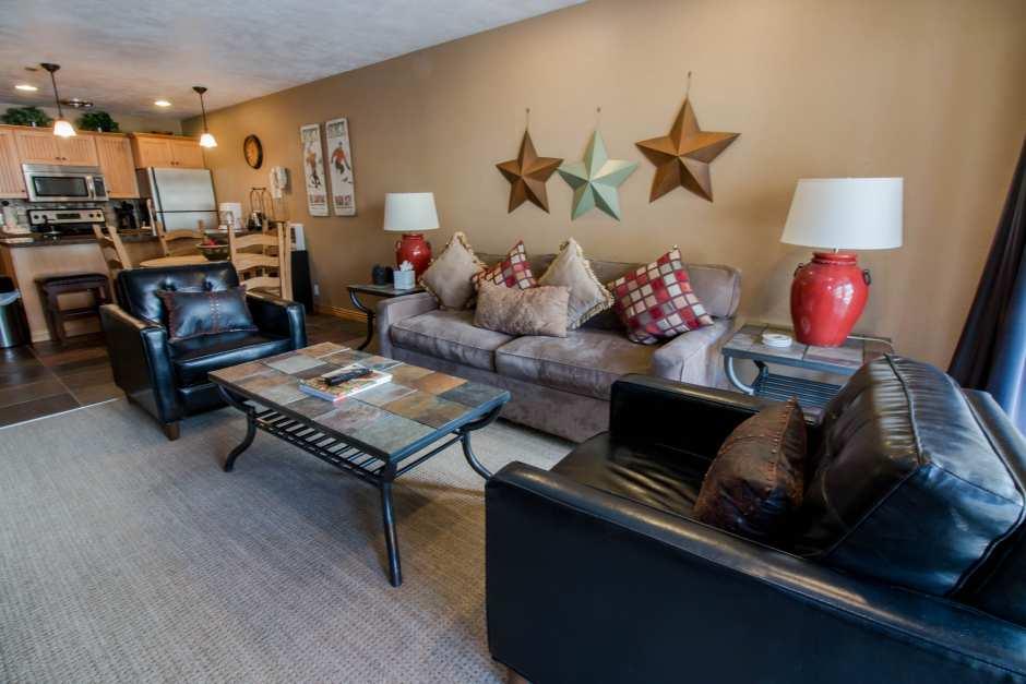 Unit #23 Living Room