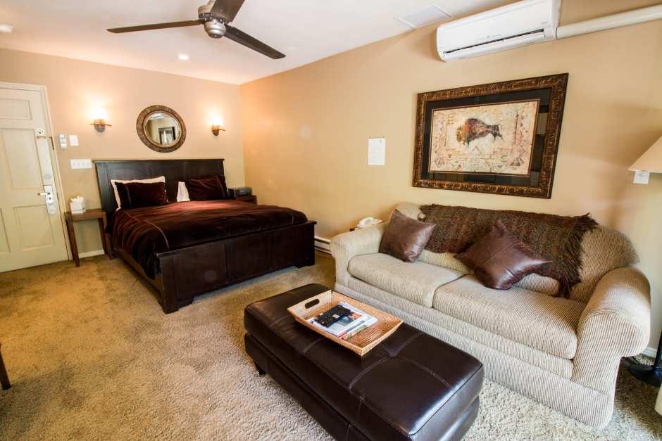 Unit #36 Living Room