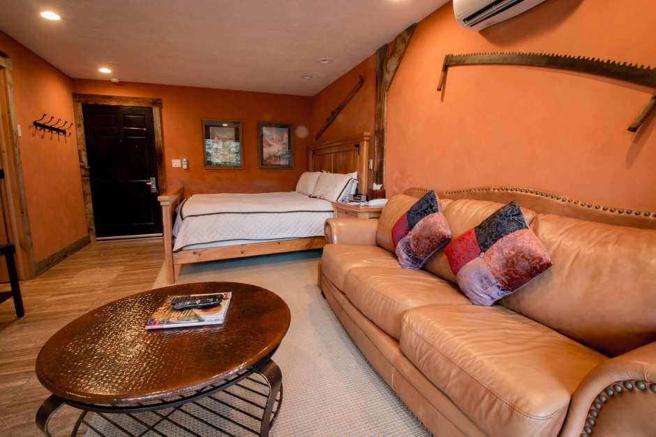 Unit #40 Living Room