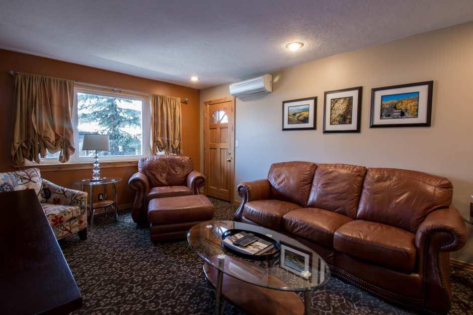 Unit #48 Living Room