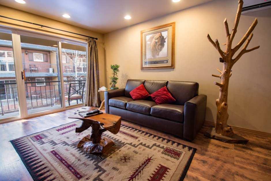 Unit #26 Living Room