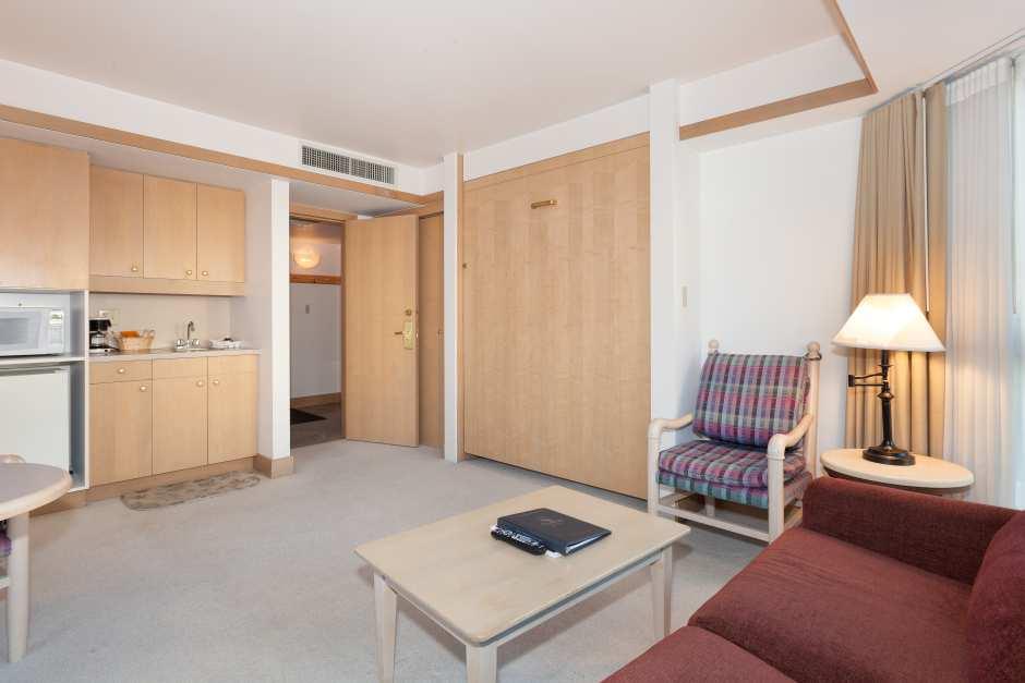 Le Chamois - Standard 1 Bedroom - Photo - 02
