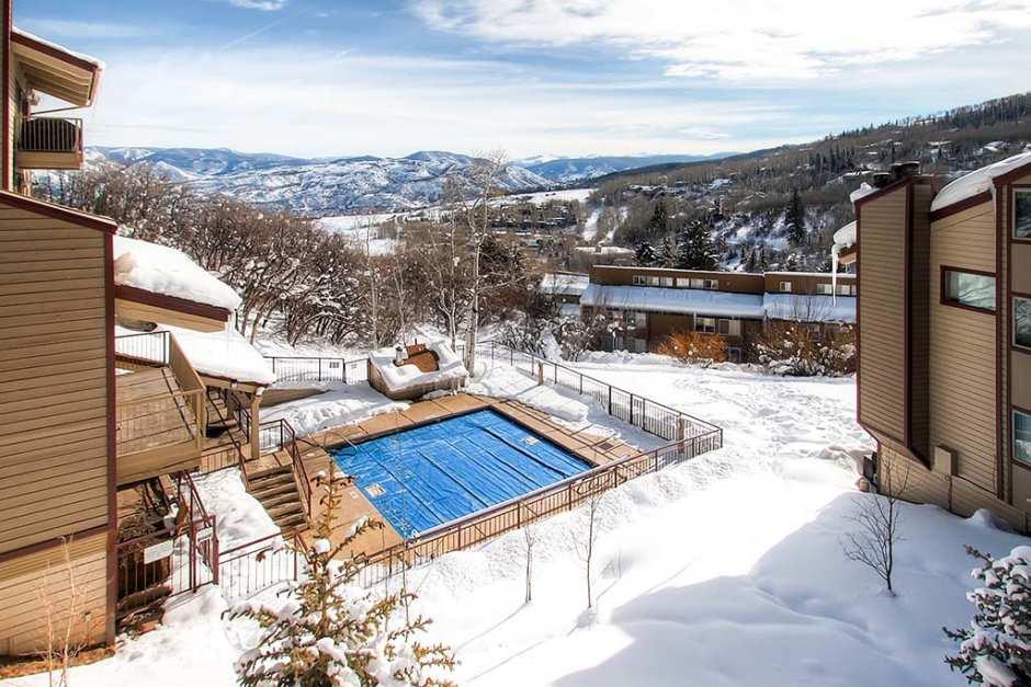 Snowmass Mountain Condos Unit #I4 - Photo - 15