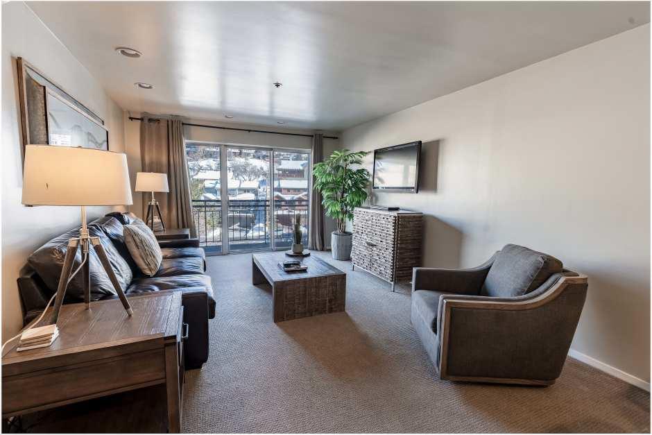 Park City Lodging 1 Bedroom Condo 5 Treasure Mountain Inn