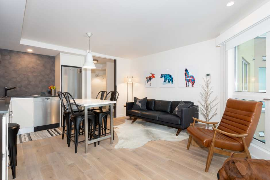 Le Chamois - Signature 1 Bedroom #302 - Photo - 02