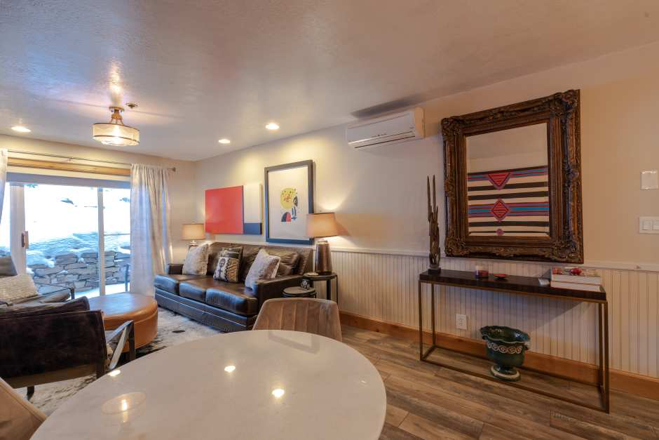 Park City Lodging 1 Bedroom Condo 6 Treasure Mountain Inn