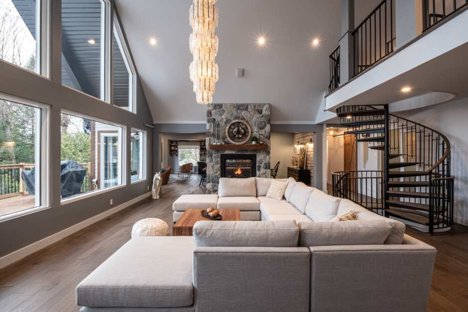 Jakob House - Luxury Chalet Rental at Tremblant - Photo - 01