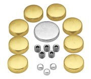 Brass Freeze Plug Kit