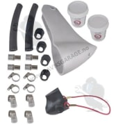 Big foot nose cone kit - dual hose