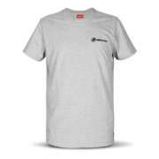 Basic T-skjorte GRÅ - str L