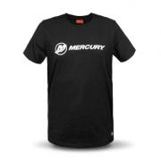Basic T-skjorte SVART - str XL