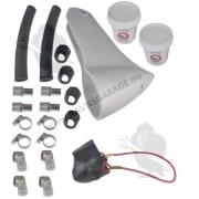 Big foot nose cone kit - dual hose