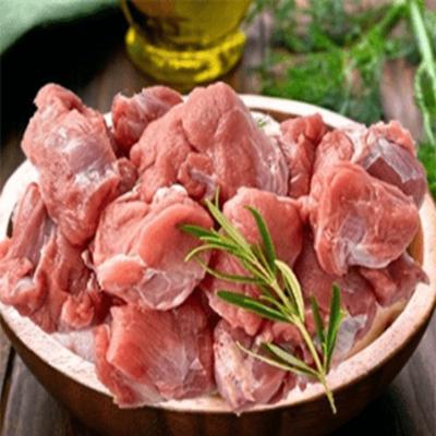 Premium Bonekess mutton (500 grams)