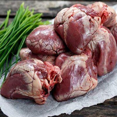 Mutton Heart (250 grams)