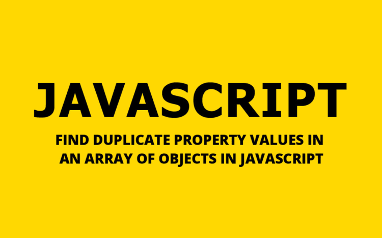 Beaches] Javascript search object value in array