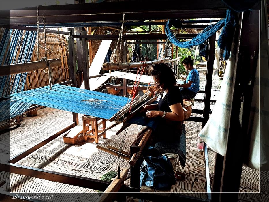 Cotton weaving