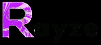 rayze consulting logo black