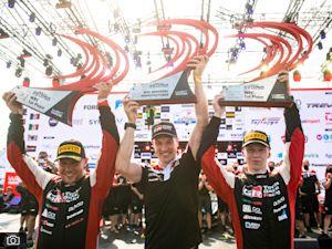 WRC latest news