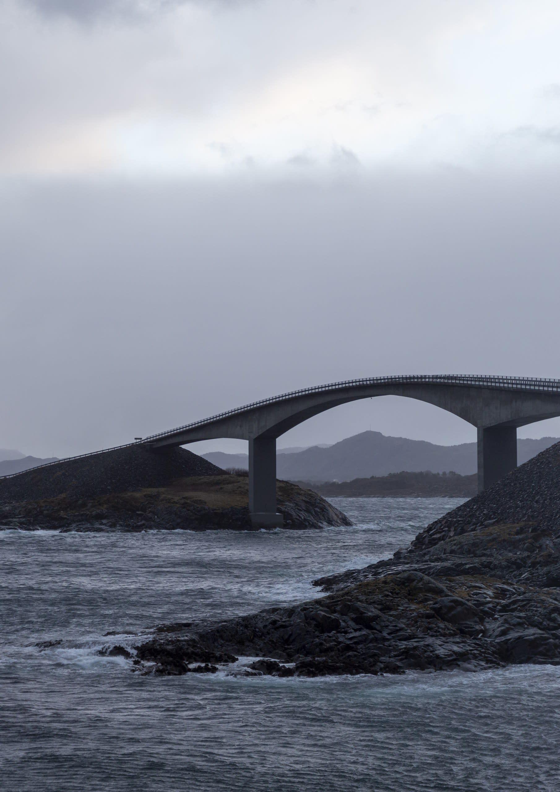 Atlanterhavsveien (The Atlantic Ocean Road)