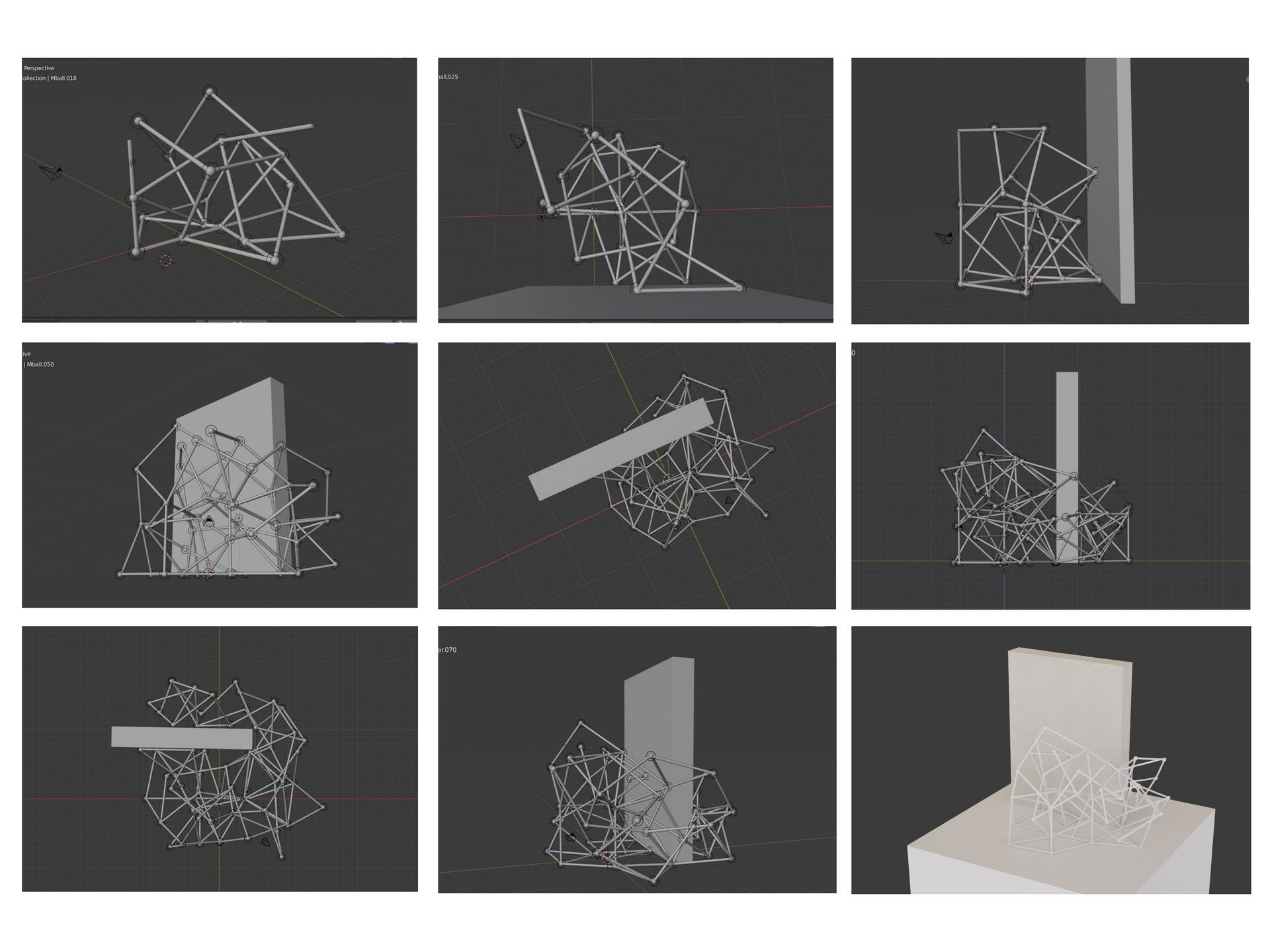 Structural Embrace (building process)