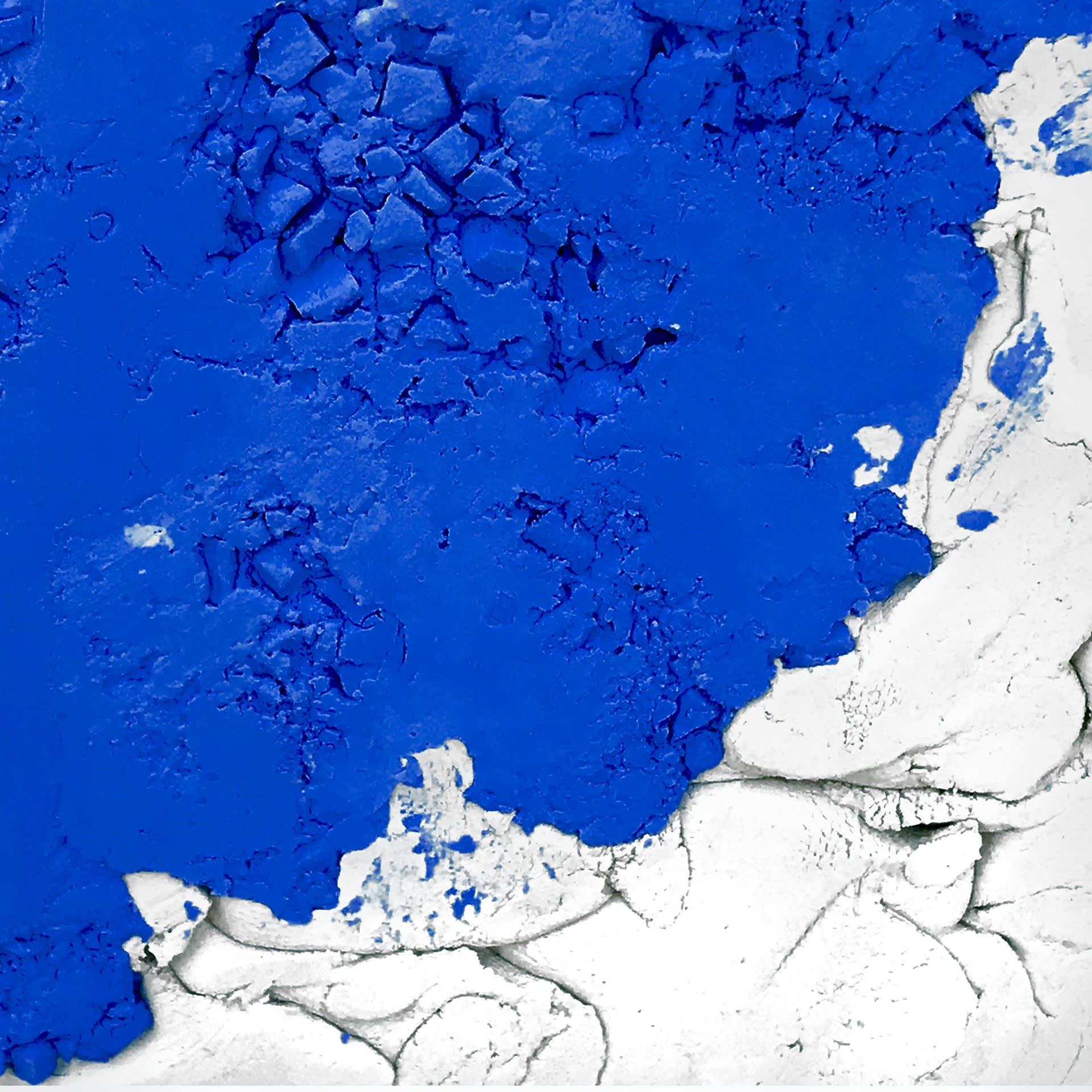 Emergence (Blue I) (detail)